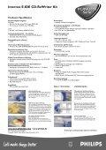 Produktinformationen - Philips StorageUpdates - Seite 2