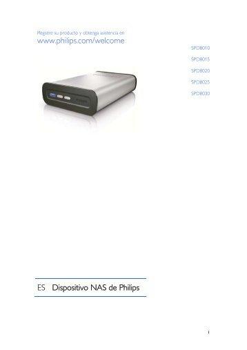 Manual - Philips StorageUpdates