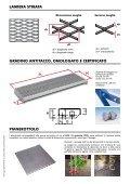 gradini e pianerottoli in lamiera stirata - Storemat - Page 2