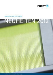 NEUHEITEN 2012 - Schenker Storen AG