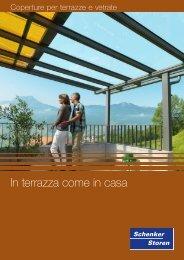 In terrazza come in casa - Schenker Storen AG