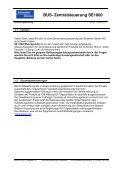 Bedienungsanleitung SE 1000 - Schenker Storen AG - Page 2
