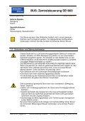 Bedienungsanleitung SE 1000 - Schenker Storen AG - Page 4