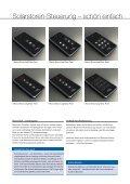 Solarstoren – Storenantrieb mit Sonnenkraft - Schenker Storen AG - Page 3