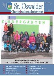 (4,25 MB) - .PDF - Marktgemeinde St. Oswald bei Freistadt