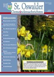 (1,78 MB) - .PDF - Marktgemeinde St. Oswald bei Freistadt