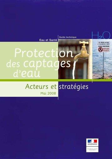"""Guide national """"Protection des captages d'eau"""" - ARS Languedoc ..."""