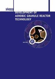 07 development of aerobic granule reactor technology - Stowa