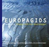 Europagids voor waterschappen - Europa decentraal