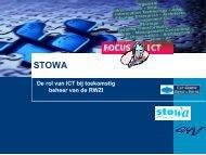 FOCUS ICT - Stowa