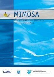 Milieu Indicatie Model voor Optimalisatie en Samenwerking ... - Stowa