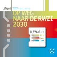 Op weg naar de rwzi 2030 - Stowa