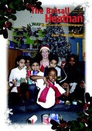 Balsall Heathan # 261 Dec 2006 - St. Paul's Community Trust