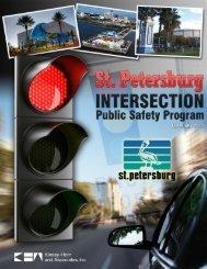 Crash Report - City of St. Petersburg