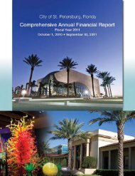 Comprehensive Annual Financial Report for the fiscal year ended ...