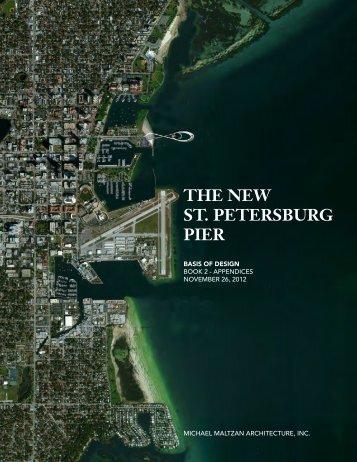 Basis of Design Book 2 - City of St. Petersburg