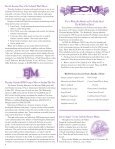 CATHEDRAL TIMES - The Cathedral of St. Philip - Page 6