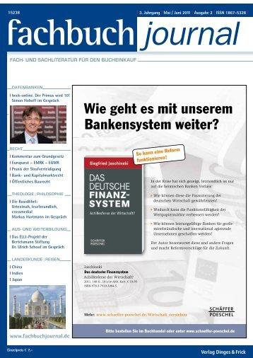 Fachbuch-Journal 2/2011, S. 33-34 - Lehrstuhl für Strafrecht ...