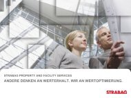 STRABAG Property and Facility Services GmbH - STRABAG AB