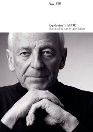 Katalog ErgoSystem - Strack AG, Patienten- und Pflegebedarf