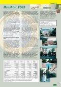 Haushalt 2005 - in Straelen - Seite 3