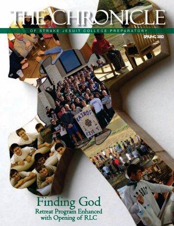 Finding God - Strake Jesuit College Preparatory