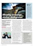 Strålsäkert nr 1, 2011 (Tidskrift) - Strålsäkerhetsmyndigheten - Page 3