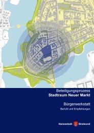 Bericht zur Bürgerwerkstatt herunterladen (PDF, 5,6 MB) - in der ...