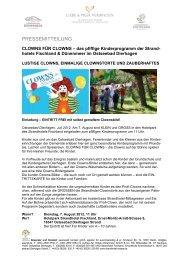 PM Clowns für Clowns Dierhagen 2012 - Strandhotel Ostsee