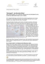 PM Bernsteinritual_2013 - Strandhotel Ostsee