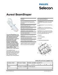 Aureol BeamShaper - Strand Lighting