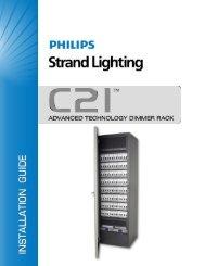 C21 Install Guide - Strand Lighting