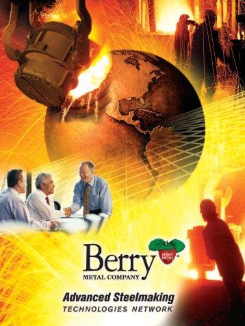 Berry Metal Pocket Folder - Berry Metal Company