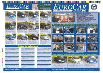 08 71/14 35 00 Fax - Eurocar Zentrum