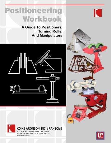 Positioneering Workbook - Koike