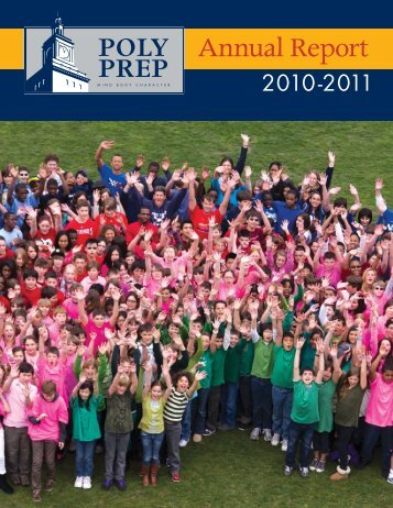 Annual Report - Poly Prep Country Day School