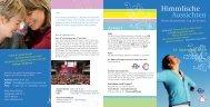 Deutschlandweiter Tag für Frauen - Evangelische Allianz Marburg