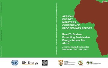 African-Energy-Ministers-Conference-Proceedings-Report ... - ppiaf