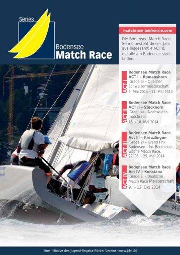 Match Race Heft 2014