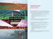 Guide de repérages en Alsace - Antenne media Strasbourg