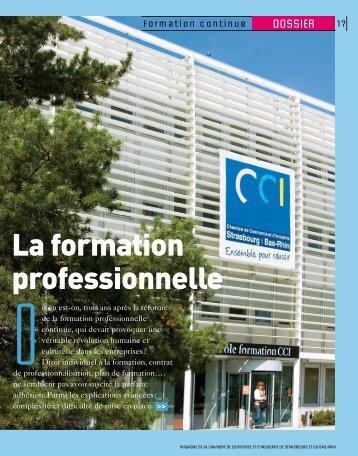 Télécharger le dossier complet - (CCI) de Strasbourg et du Bas-Rhin