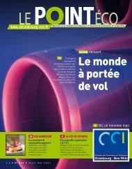 Mai 2007 n° 257 - (CCI) de Strasbourg et du Bas-Rhin