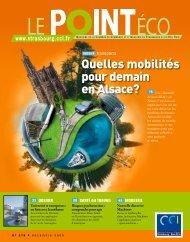 Quelles mobilités pour demain en Alsace? - (CCI) de Strasbourg et ...