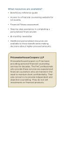 Beneficiary Financial Counseling - ETF - Page 3