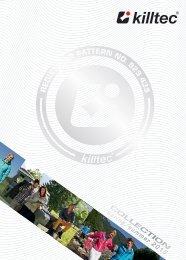 KILLTEC - kolekcja LATO 2015 - outdoor