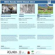 BICC Ronda XXVII Bienal 2014