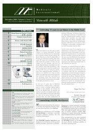 Newsletter 18:Layout 1.qxd - Medicals International