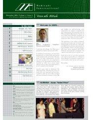 Newsletter 15:Layout 1.qxd - Medicals International