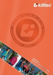 KILLTEC - LATO 2015 - kolekcja dziecięca