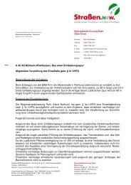 Entscheidung vom 19.09.2013 - Straßen.NRW
